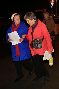 15 DEC 2016 Harwich Society Charity Carol Singing 2016