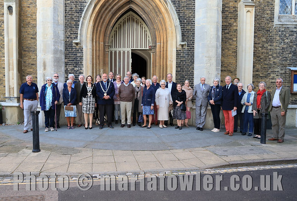 Press release - Essex Heritage Trust holds AGM in Harwich