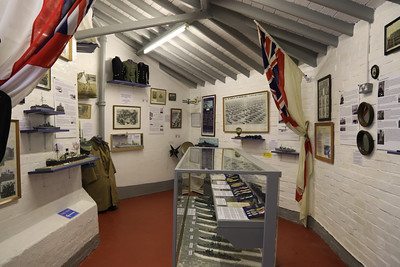 11 SEP 2021 – Low Lighthouse, Maritime Museum – Heritage Open Days weekend - Photo Copyright © Maria Fowler 2021