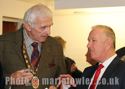 18 OCT 2019 - Harwich Society 50th Anniversary Civic Service – Photo Copyright © Maria Fowler 2019