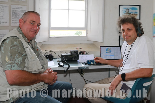 Harwich Amateur Radio Interest Group (HARIG) at the High Lighthouse - Harwich