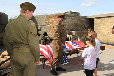 12 SEP 2020 – Harwich Redoubt Fort – Heritage Open Days – Photo Copyright © Maria Fowler 2020
