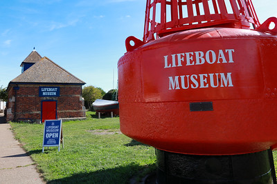 15 SEP 2018 – Harwich Lifeboat Museum - Harwich Society - Heritage Open Days Weekend - Photo Copyright © Maria Fowler 2018