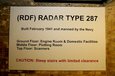 (RDF) Radar Type 287, WW2 Radar Tower, Harwich