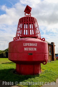 Buoy, Harwich Lifeboat Museum