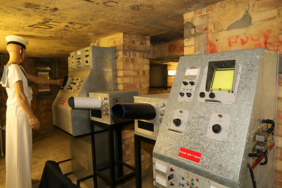 Inside WW2 Radar Tower, Harwich