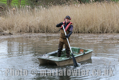 George Leeks , Still Water Management. Bobbit's Hole reed bed reduction. P