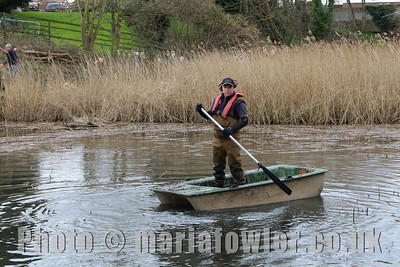 George Leeks , Still Water Management. Bobbit's Hole reed bed reduction.