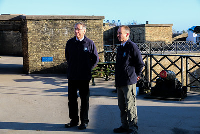 Salvage Hunters at Harwich Redoubt Fort