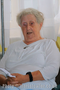 Local author and Storyteller June Bretherton
