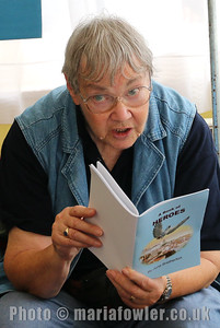 Storyteller Marian Heath