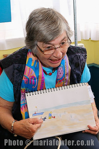 Storyteller Mary Lake