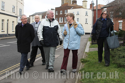 Harwich Society / Royal Geographic Society 'Virtual Walk' of old Harwich. Discovering Britain - Harwich