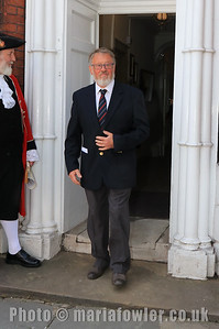 23 MAY 2019 – Pictured: Cllr. David Chant - Harwich Town Council, Mayor Making – Photo Copyright © Maria Fowler 2019