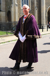 23 MAY 2019 – Pictured: Deputy Mayor of Harwich, Cllr. Ivan Henderson - Harwich Town Council, Mayor Making – Photo Copyright © Maria Fowler 2019