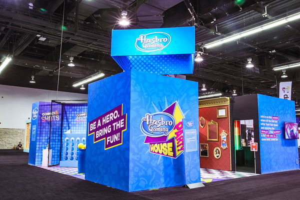 Hasbro House Party VidCon 2018