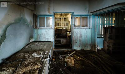 Wash Rooms.