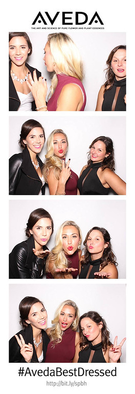 Aveda Best Dressed Photobooth