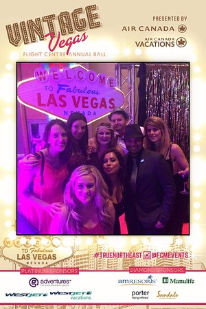 FCM Travel Vintage Vegas