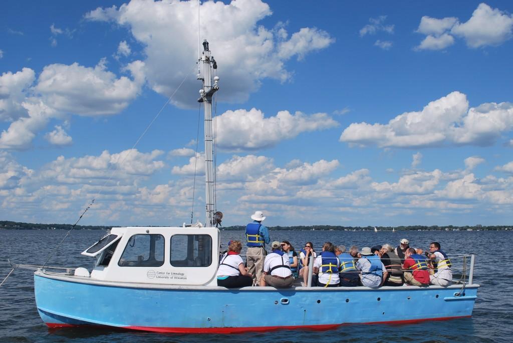 Limnos boat