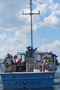 John Magnuson talks about the more than century's worth of limnological research conducted on Lake Mendota.