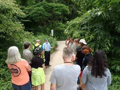 Shoreline History Walk with Steve Carpenter