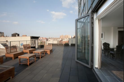 Rooftop Bar - Hotel On Rivington