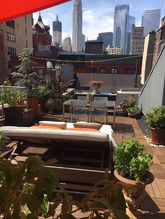Tribeca Private Rooftop