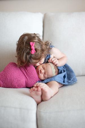 hattie lou newborn session