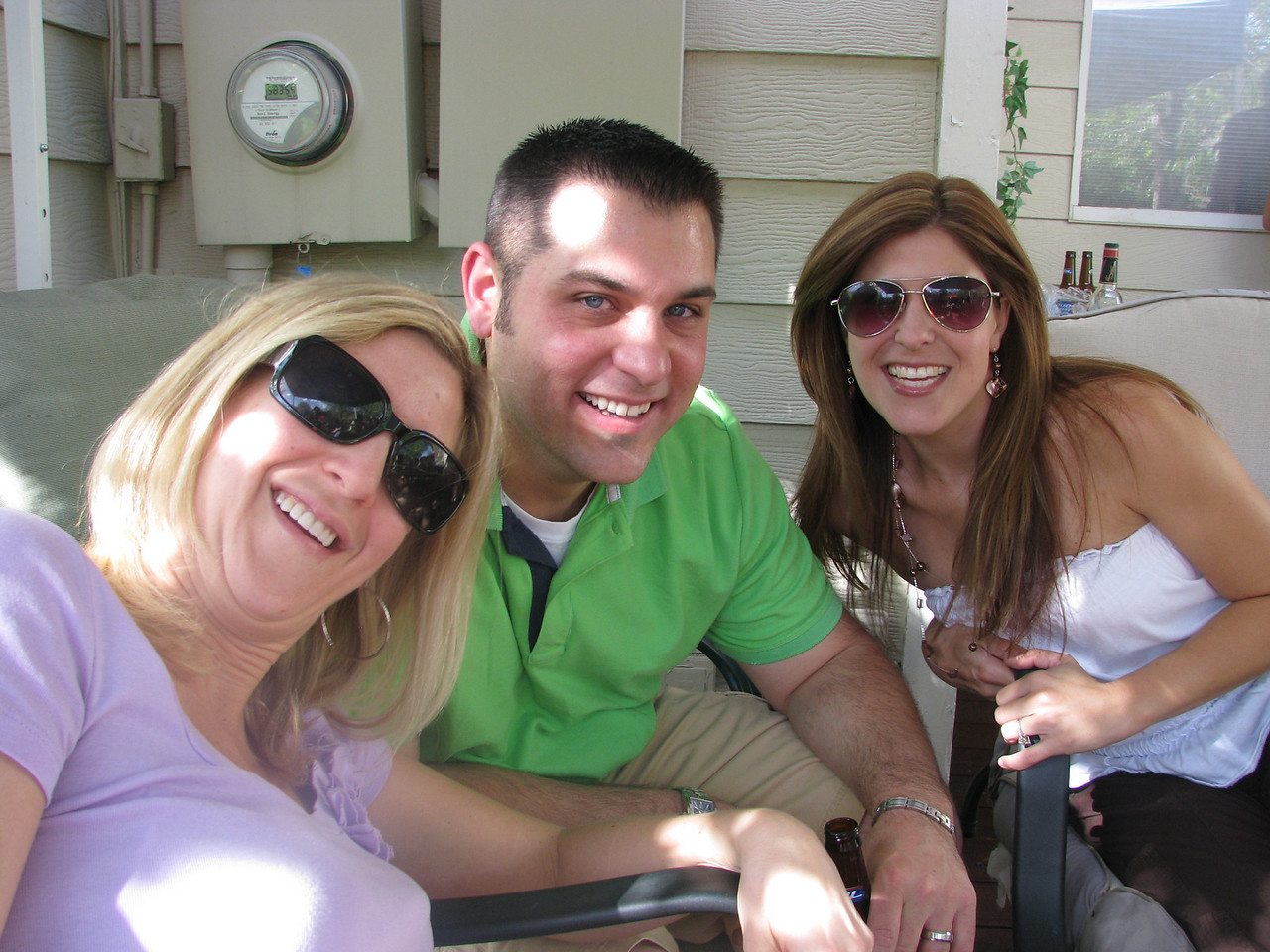 Tiff, Mike and Laura