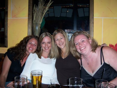 Niki, Angela, Tiff and Jo
