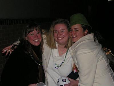 Jen, Jo and Jamie