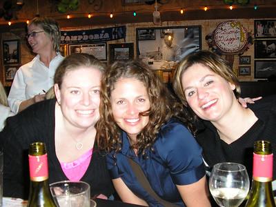 Jo, Niki and Lissa