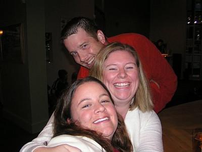Jamie, Jo and Jas
