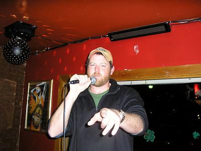 Ted and Karaoke