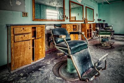 Former Buffalo State Asylum