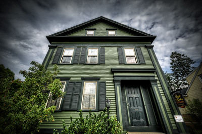 Lizzie Borden Bed & Breakfast and Museum