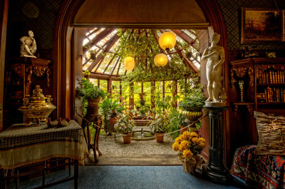 """Mark Twain's Conservatory"" October 28th, 2011"