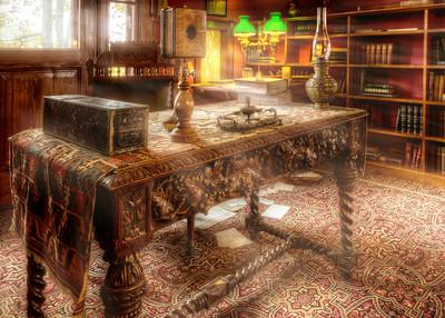 Mark Twain's Desk