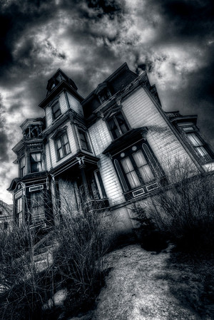 The Haunted and Creepy