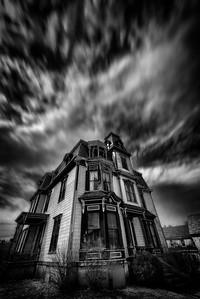"""The Haunted Victorian Mansion"" (S.K. Pierce Mansion) Gardner, MA April 17th, 2013"