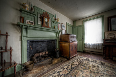 """""""Room"""" The Paine House (circa 1668) in Coventry, RI July 1st, 2013"""