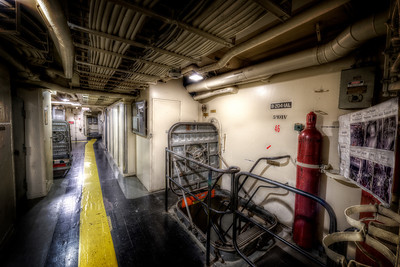 """The Halls"" On board the USS Salem in Quincy, MA June 25th, 2013"