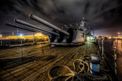 Dead in the Water - USS Salem