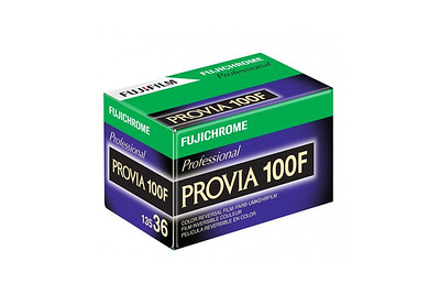 Fujifilm Fujichrome Provia 100 F