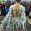 ON AURA TOUT VU HAUTE COUTURE AUTUMN WINTER 2014/2015 - LOOK 14 BACK