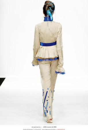on aura tout vu haute couture spring summer 2006