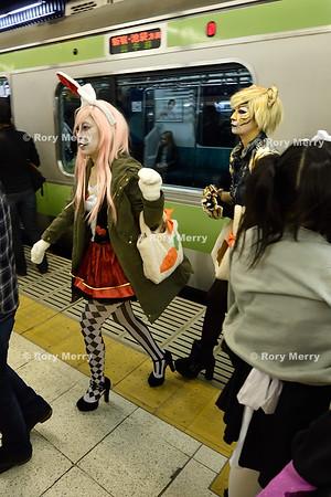 Halloween Tokyo Shibuya