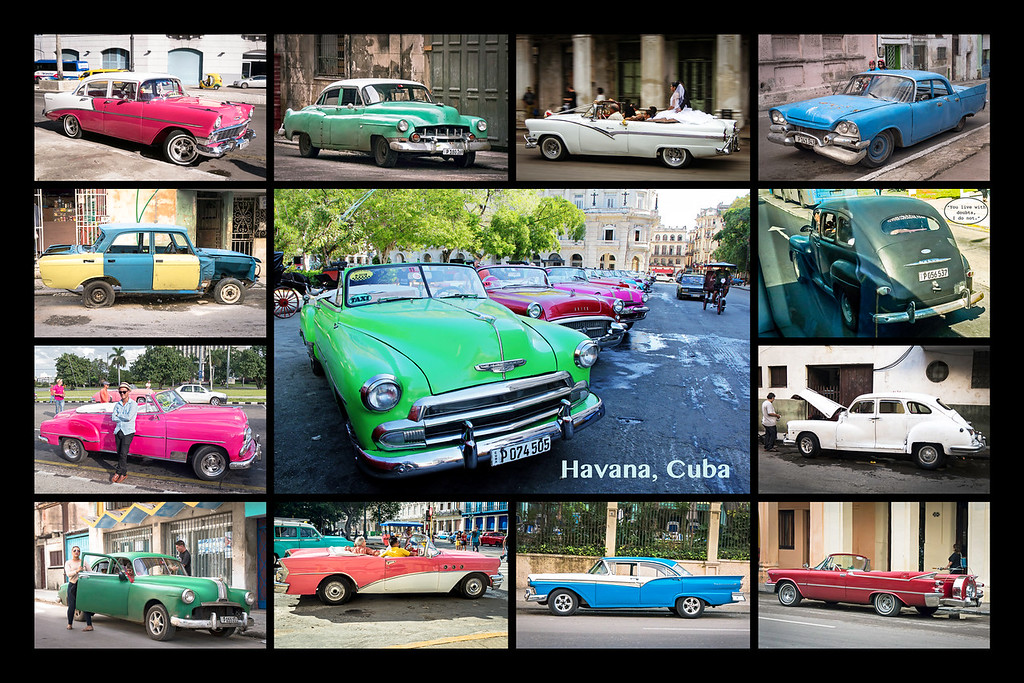 Cuba's Old Cars
