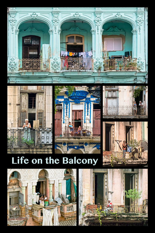 Life on the Balcony